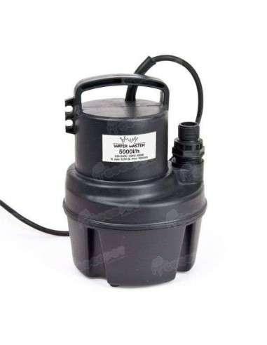 Bomba de riego por goteo 5000 litros hora cocopot for Bomba para riego de jardin