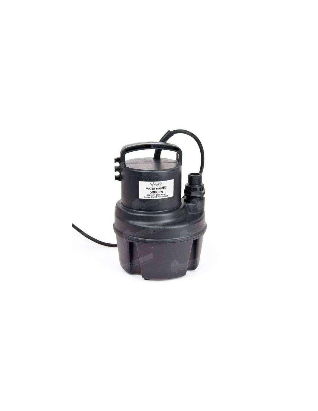 Bomba de riego por goteo 5000 litros hora cocopot for Bomba de agua para riego de jardin