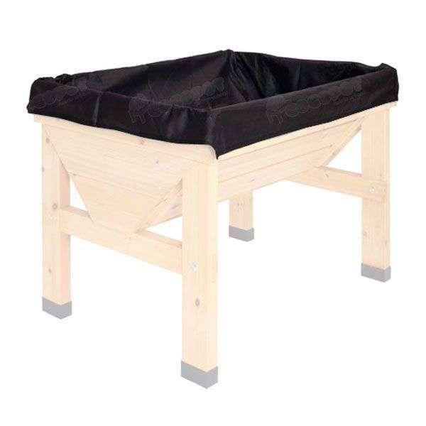 Funda protectora interior mesa cultivo vegtrug mini 75 en for Jardin vertical de fieltro en formato kit