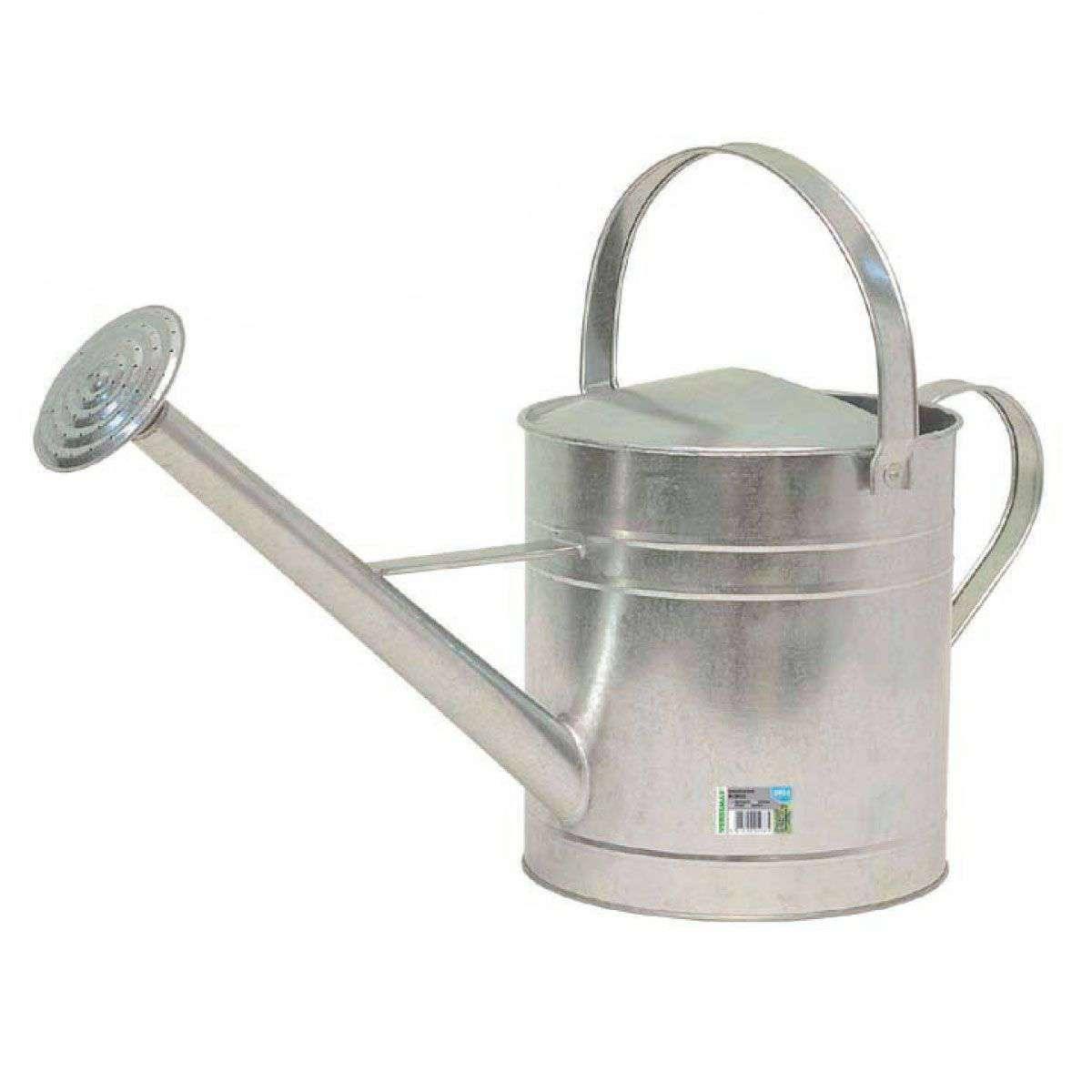 Regadera zinc 8 litros comprar en cocopot huerto y jardin for Jardin vertical de fieltro en formato kit