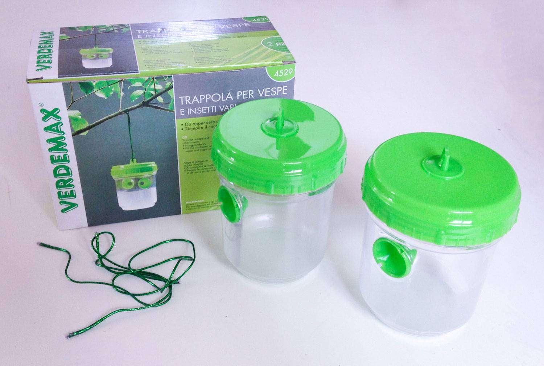 2u trampa moscas y avispas comprar en cocopot huerto for Jardin vertical de fieltro en formato kit