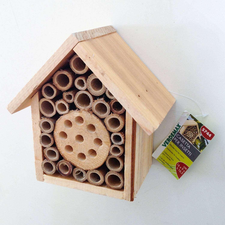 Comprar casita para insectos en cocopot huerto for Jardin vertical de fieltro en formato kit