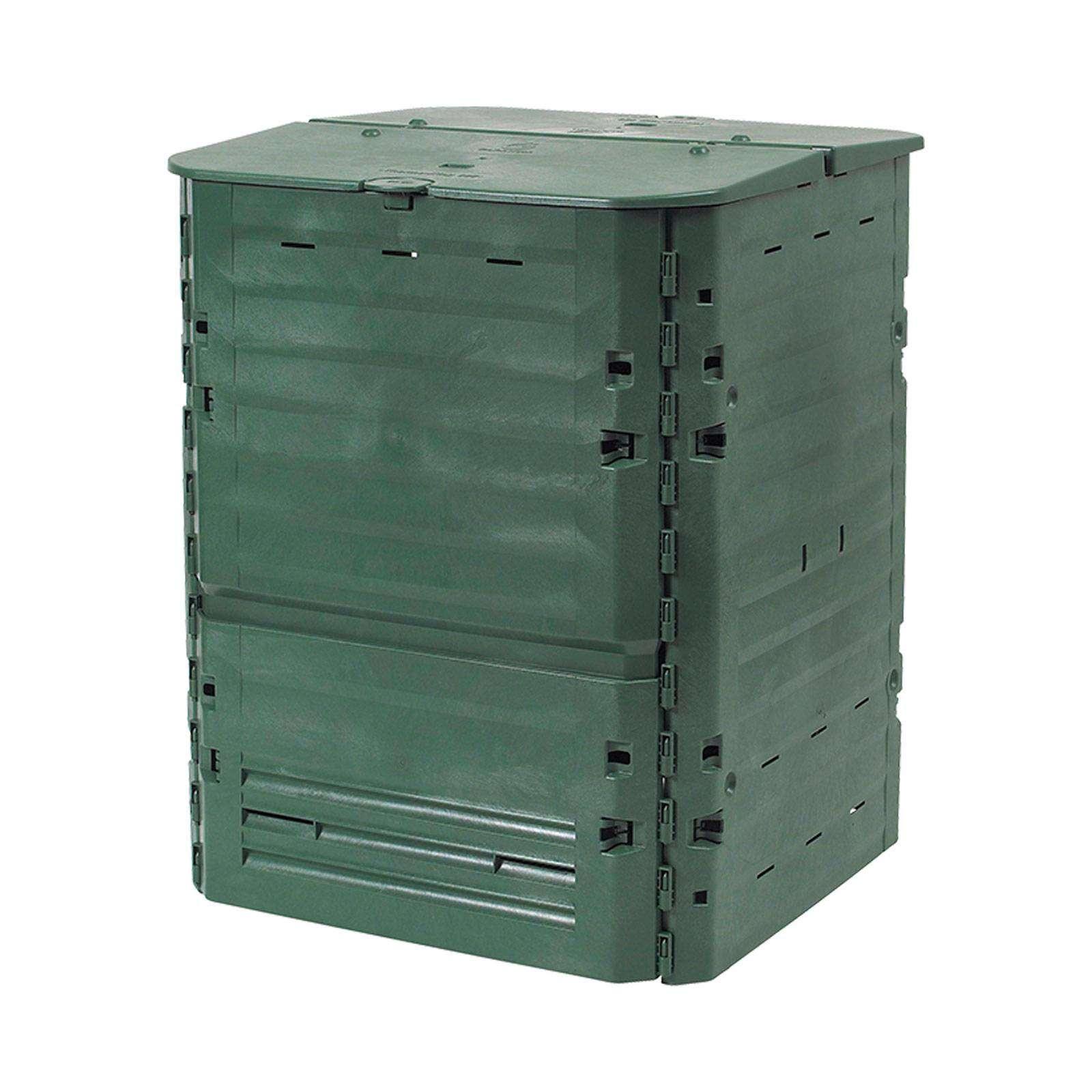 compostador thermo king graf 600 litros en cocopot huerto y jardin. Black Bedroom Furniture Sets. Home Design Ideas