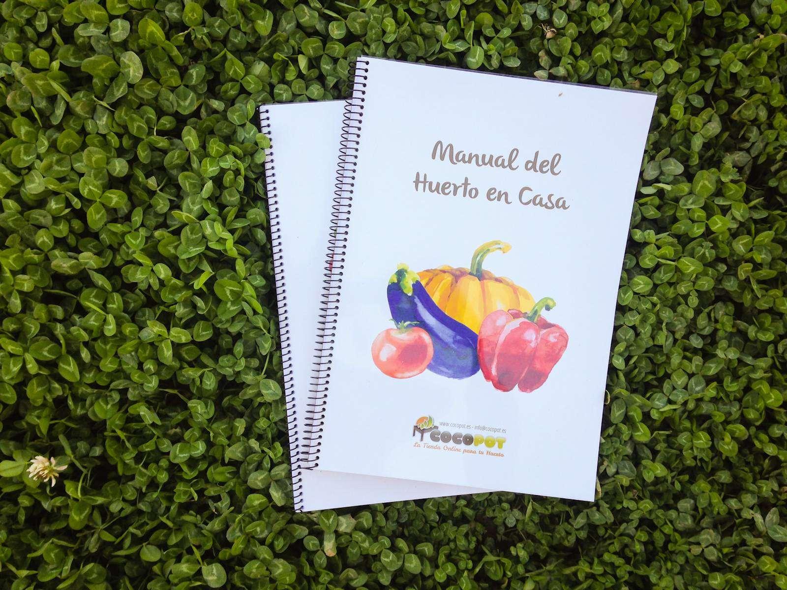 Manual del huerto cocopot huerto y jard n - Huerto y jardin ...