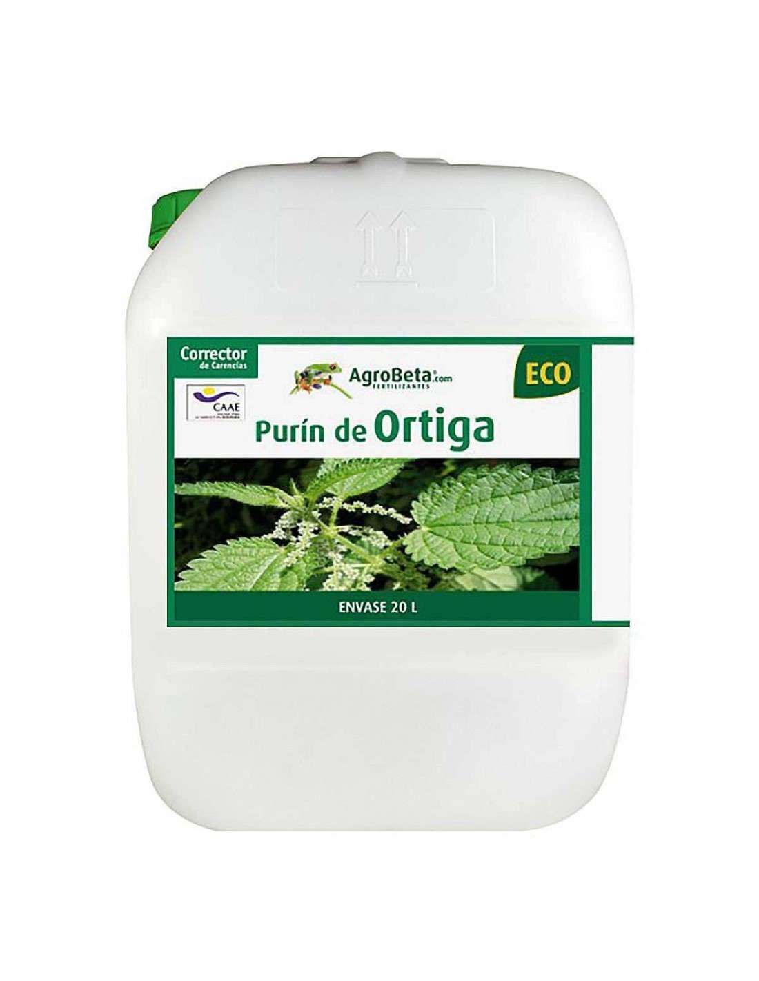 Purín de Ortigas 5 litros