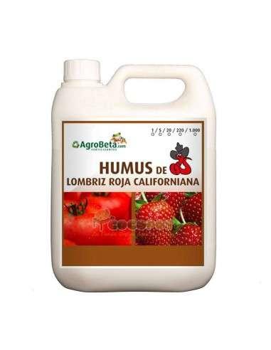 Humus Líquido de Lombriz 5 Litros COCOPOT - 1