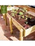 Inicio Cultivo en Mesa Huerto Urbano mod.160x80 cm.