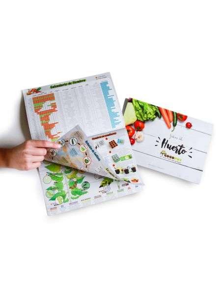 Manual del Huerto: Fichas de Cultivo, 28 pág. COCOPOT - 1