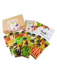 Semillas + Recetas: Cultivamos lo que Comemos - 15 Sobres