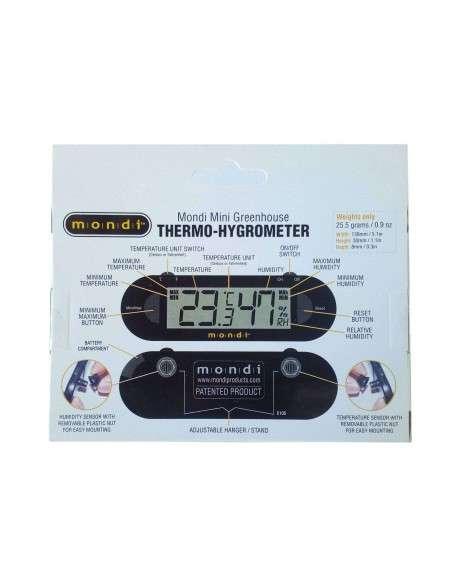 Termohigrómetro para germinadores COCOPOT - 2
