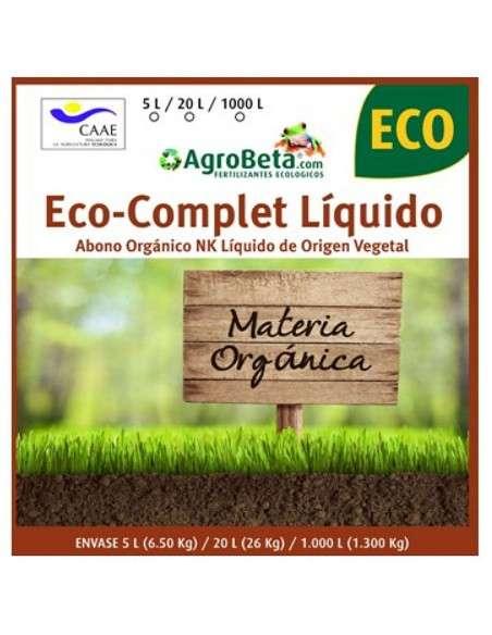 Abono Ecológico Materia Orgánica 1 Litro COCOPOT - 2