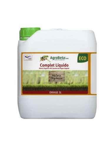 Abono Ecológico Materia Orgánica 5 litros