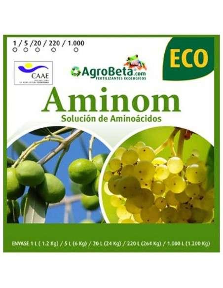 Bioestimulante ECO Aminom 24 1 Litro COCOPOT - 2