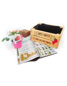"Kit Huerto de Fresas ""Cultivar Juntos"" COCOPOT - 5"