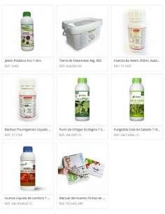 Kit Tratamiento Ecológico Grande Huerto y Jardín COCOPOT - 1