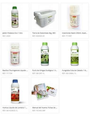 Kit Tratamiento Ecológico Grande