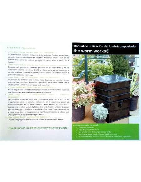 Vermicompostador Verde COCOPOT - 26