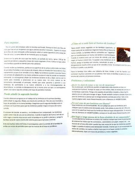 Vermicompostador Negro COCOPOT - 29