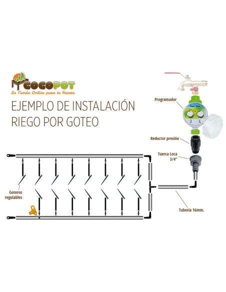 Inyector Abonadora Venturi COCOPOT - 3