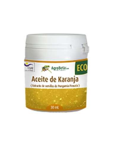 Fortificante Aceite de Karanja 30ml. COCOPOT - 1