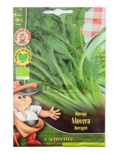 Semillas Ecológicas Borraja Movera 2g. Semillas Clemente Viven - 1