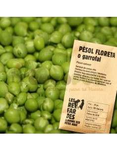 Semillas Ecológicas Guisante Floreta o Garrofal LES REFARDES - 1
