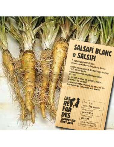 Semillas Ecológicas Salsifín