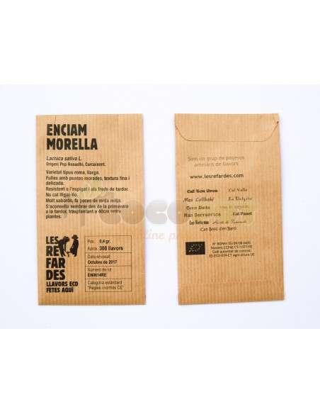 Semillas Ecológicas Lechuga Morella LES REFARDES - 2