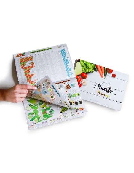 Kit cultivo Cáctus en Caja de Madera COCOPOT - 5