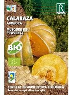 Semillas Ecológicas de Calabaza Musquée de Provence Rocalba - 1