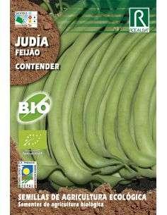 Semillas Ecológicas de Judía Contender Rocalba - 1