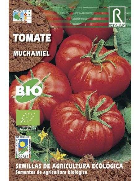 Semillas Ecológicas de Tomate Muchamiel Rocalba - 1
