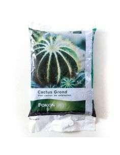 Sustrato Cactus 5 litros POKON Naturado - 1