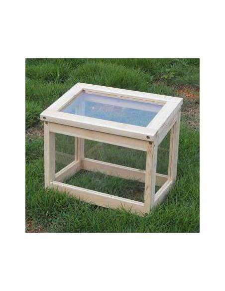 Mini Invernadero madera COAMER - 5