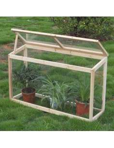 Invernadero de madera COAMER - 1