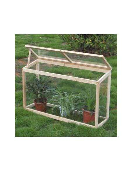Invernadero de madera COAMER - 10