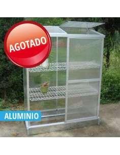 Invernadero de Aluminio 165x129x58 COAMER - 1