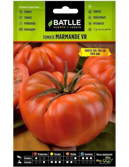 Semillas Tomate Marmande VR Raf