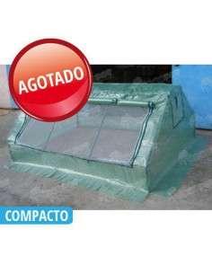 Invenadero con ventana 180x142x82cm COAMER - 11