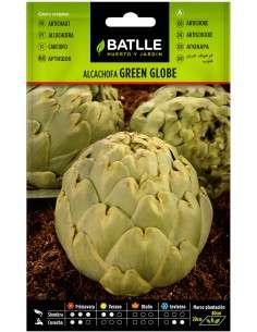 Semillas de Alcachofa Green Globe