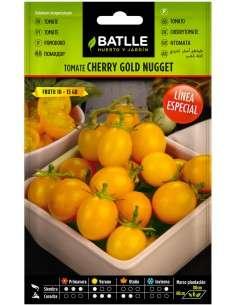 Semillas Tomate Cherry Amarillo