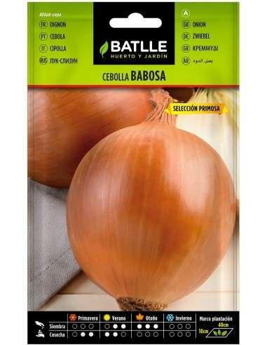 Semillas de Cebolla Babosa Sel. Primosa 4g.