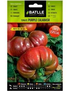 Semillas Tomate Purple Calabash