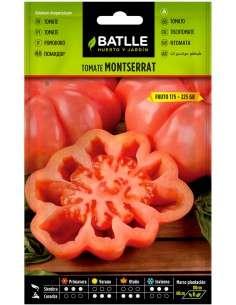 Semillas Tomate Montserrat 1g.