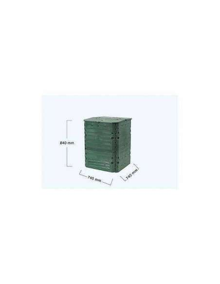 Compostadora Thermo King 400 litros GRAF - 3