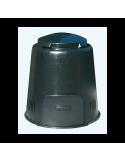 Compostadora Rápida 280L negra