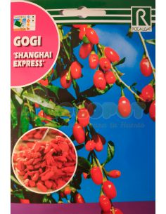 Semillas de Gogi Shanghai Express