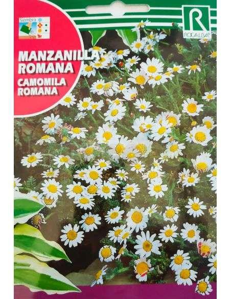 Semillas de Manzanilla Romana