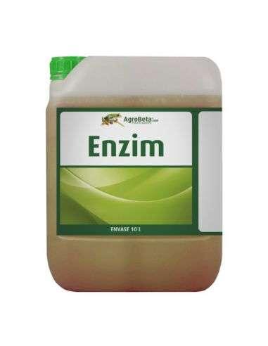 ENZIM 10 Litros para descomponer Materia Orgánica