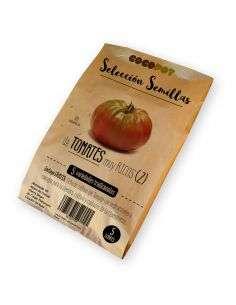 Selección Semillas 5 variedades de Tomates muy ricos (vol.2)
